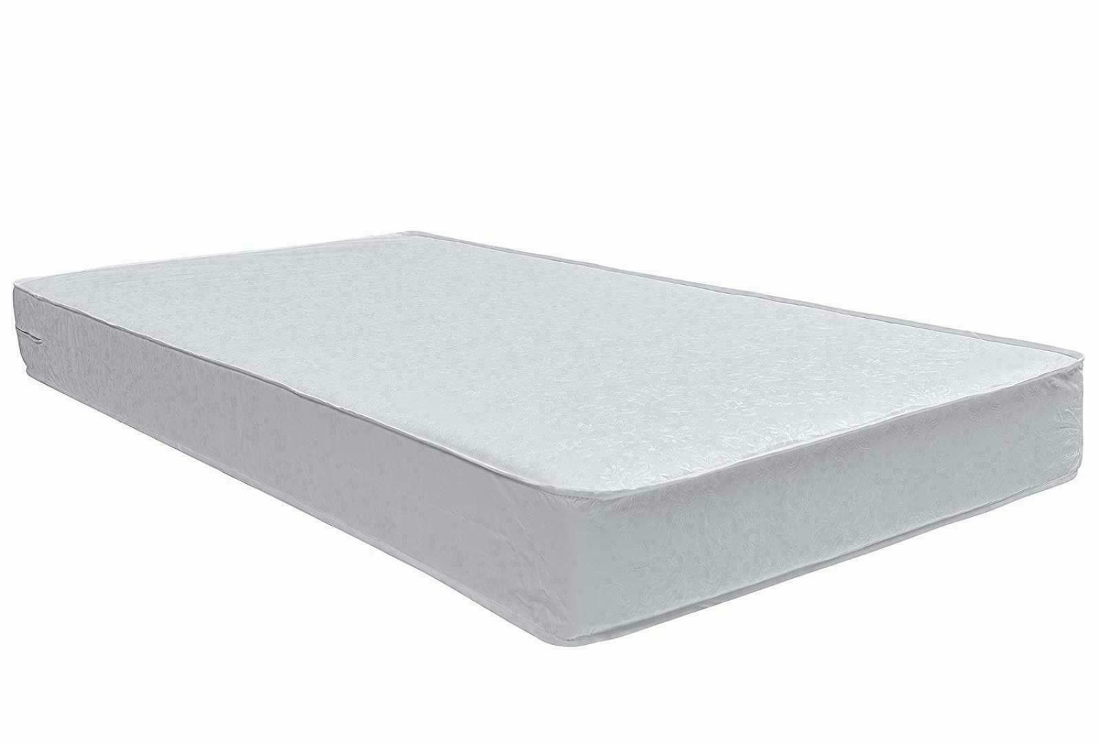 Safety 1st Heavenly Dreams Blue Crib /& Toddler Bed Mattress for Baby /& Toddler,