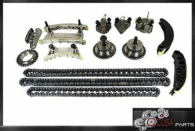 NEW Timing Chain Kit BUICK ENCLAVE LACROSSE V6 3.6L 07-09 CADILLAC CTS SRX 07-09