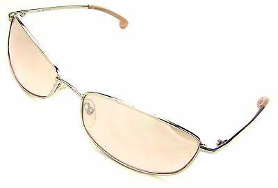 CK CALVIN KLEIN SUNGLASSES 2031-176, Chrome, Smoke Fade Lenses/Flash, (Cheap Calvin Klein Sunglasses)