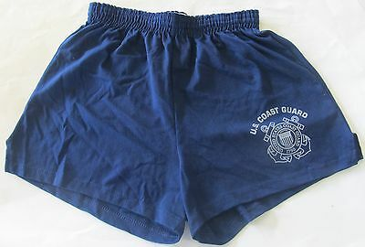 US COAST GUARD USCG NEW MENS MEDIUM/LARGE ATHLETIC GYM SHORTS WOMANS UNISEX USA