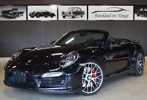 2014 Porsche 911 Turbo - RARE RARE RARE FIND