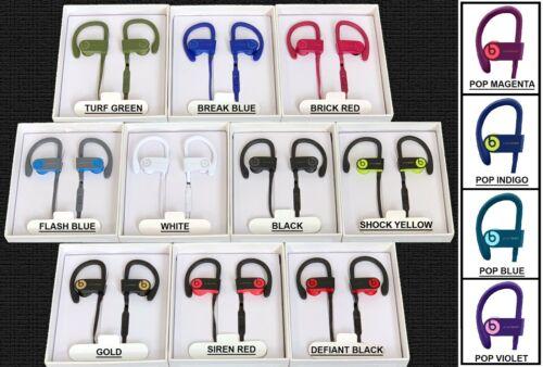 5Beats by Dr. Dre Powerbeats 3 Wireless In Ear Headphones Black Blue Red White