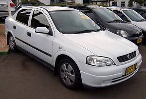 WRECKING HOLDEN TS ASTRA SPARE PARTS HOLDEN ASTRA - WHITE Sunshine Brimbank Area Preview