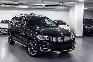 2014 BMW X5 Xdrive35i Xline -NO Accidents NAV 