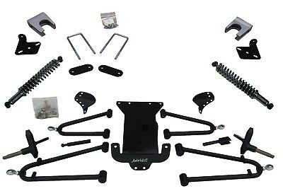 Jake's EZGO Golf Cart Long Travel Lift Kit for RXV Electric 2008 and Up