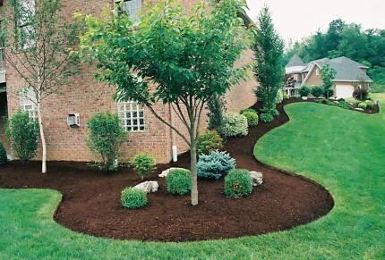 Landscaping Caroline Springs