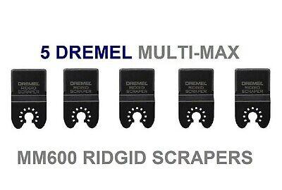5 New Dremel Multi Max Mm600