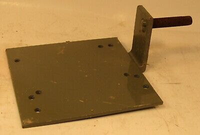 Delta 18 Wedge Bed Planer Feed Motor Plate - Part 42802-372-5001