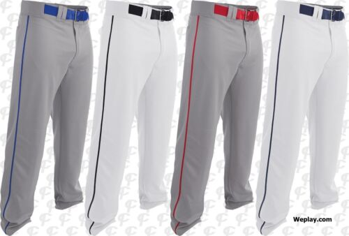 Easton Rival 2, Youth Boys Piped Open Bottom Baseball Pants A167125