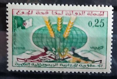 Algeria 1963, SG409 Freedom from Hunger MH