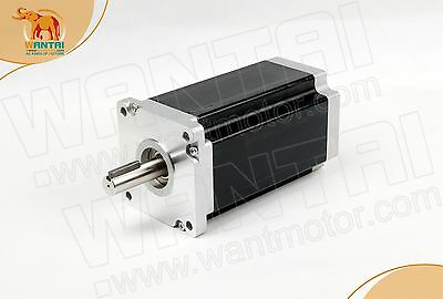 Us Free Wantai 1pc Nema42 Stepper Motor 110bygh201-001 201mm 4200oz-in Plastic