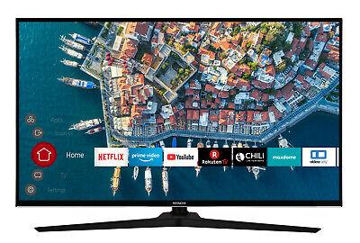 Hitachi F40E4000 Fernseher 40 Zoll Full HD Triple Tuner Smart TV PVR Bluetooth