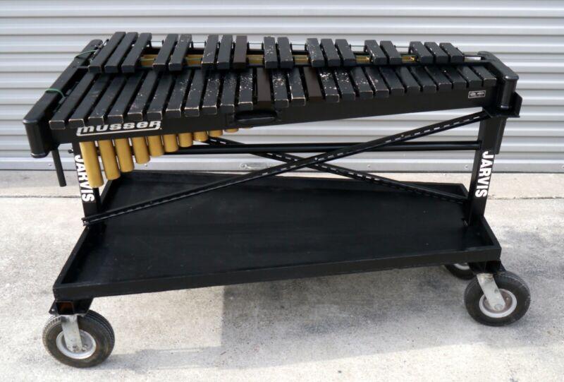 Musser M51 Kelon Xylophone 3.5 octave w/ Jarvis Field Frame - REFURBISHED!