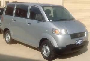2008 Suzuki APV Van/Minivan Port Denison Irwin Area Preview
