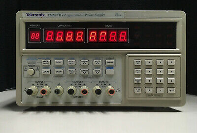 Tektronix Ps2521g Programmable Power Supply