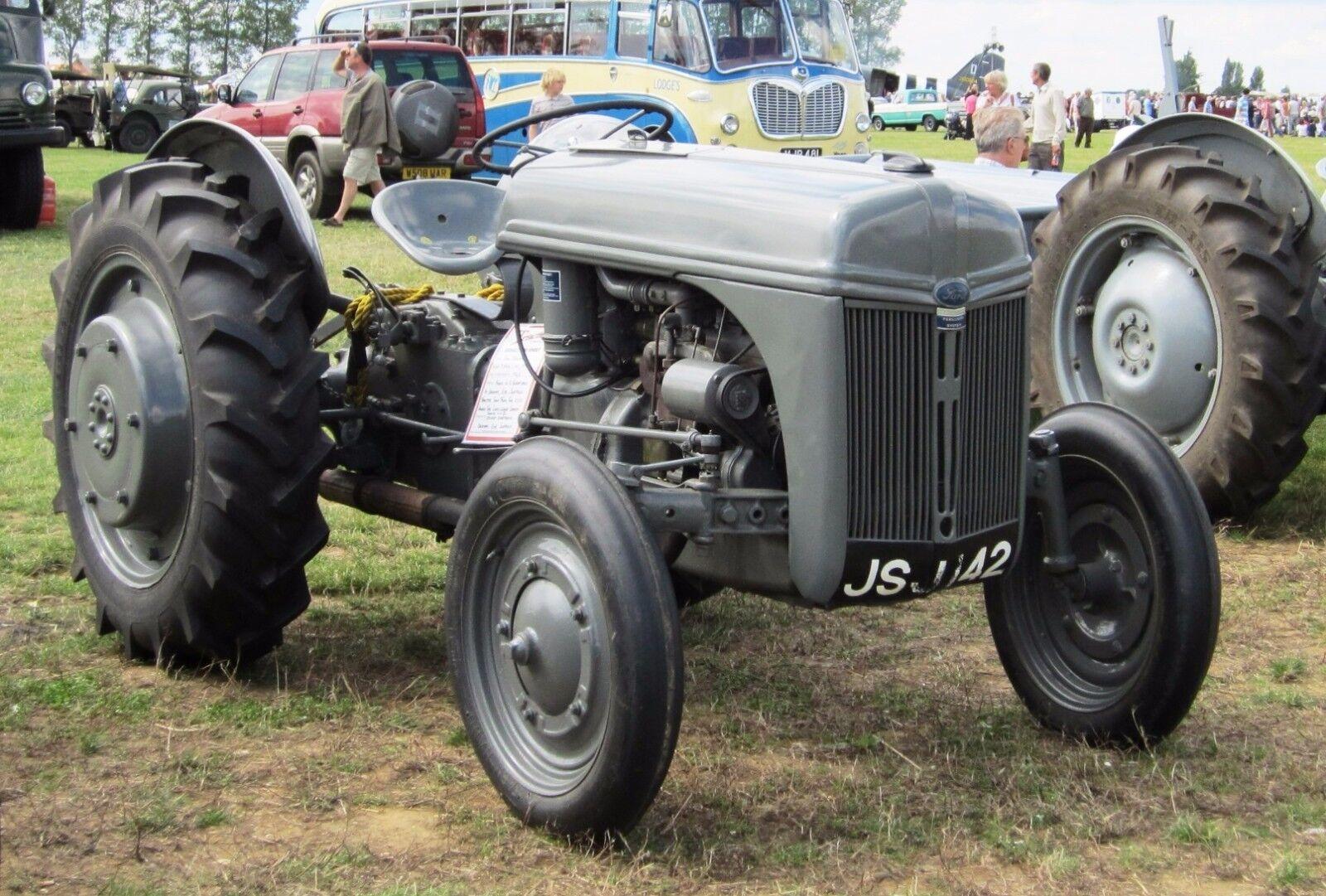 Ford 2n 8n 9n Tractor Workshop Parts Manual 399 Picclick Uk Pdf 2 Of 5 3