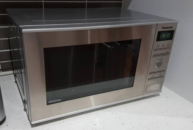 Panasonic Nnsd381s 23l Microwave 950w Inverter Technology Microwaves Gumtree Australia Moreland Area Glenroy 1192639225