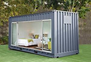 Portable Eco-Living Solutions 20ft and 40ft Delivered Sydney City Inner Sydney Preview