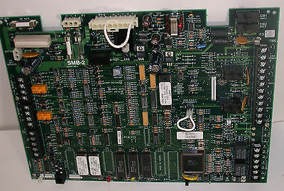 Siemens Smb-2 Main Motherboard For The Mxl-iq Fire Alarm System-addressable