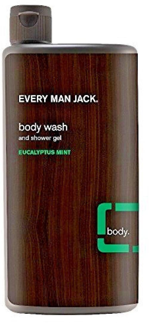 Every Man Jack Body Wash Eucalyptus Mint 16.9 oz