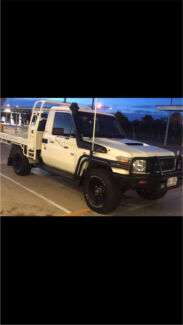 Wanted: 2011 Toyota LandCruiser Workmate Ute