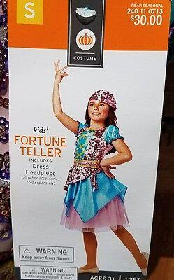 Fortune teller child costume size - Fortune Teller Costume Kids