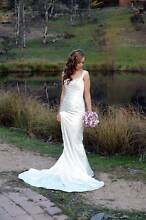 Stunning Sophia Tolli Magnolia Wedding Gown size 8-10 Bywong Queanbeyan Area Preview