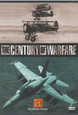 CENTURY OF WARFARE  VOLUME 4 (DVD, 1993)