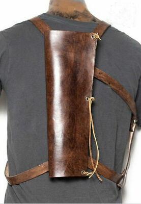 Evil Dead ASH WILLIAMS HOLSTER Harness costume props shot gun Genuine leather - Ash Williams Costume