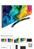 """LG 55"""" UH7650 4K Super UHD Television with webOS 3.0"""
