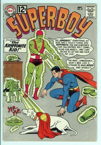 Superboy 99 & 100 - Superman - Silver Age Classics - 2.5 GD+