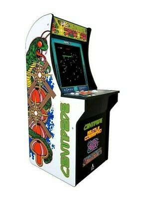 Arcade1up Centipede 4ft Video Arcade Machine Brand New! Sold Out!