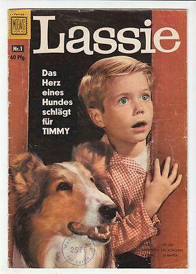 Fernseh Abenteuer Nr.1 Original 1959 Tessloff Verlag im Zustand 2-3 !!!