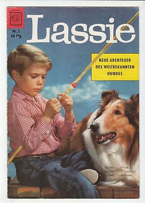 Fernseh Abenteuer Nr.2 Original 1959 Tessloff Verlag im Zustand 2-3 !!!