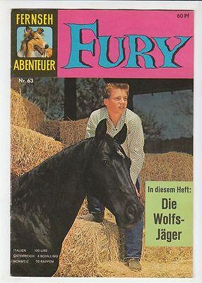 Fernseh Abenteuer Nr.63 Original 1959 - 1964 Tessloff Verlag im Zustand 2 !!!