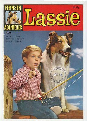 Fernseh Abenteuer Nr.24 Original 1959 - 1964 Tessloff Verlag im Zustand 2 !!!