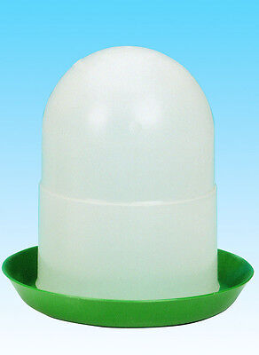 Chick Pigeon Small Bird Plastic Feeder Twist-Loc Lid 1.5kg G30075