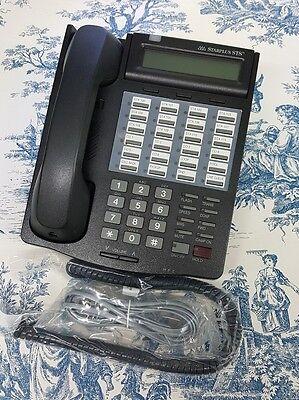 Vodavi Starplus Sts Ste 3515-71 24 Button Display Speaker Telephone Charcoal