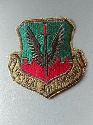 1 Tactical Air Command Insignia subdued patch - Air Command Subdued Patch