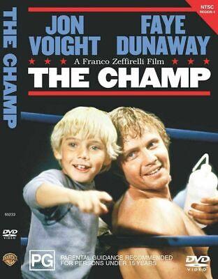 THE CHAMP (1979 Jon Voight)  (DVD) UK Compatible - sealed