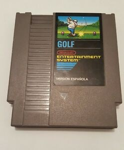Golf-para-Nintendo-NES-version-Espanola