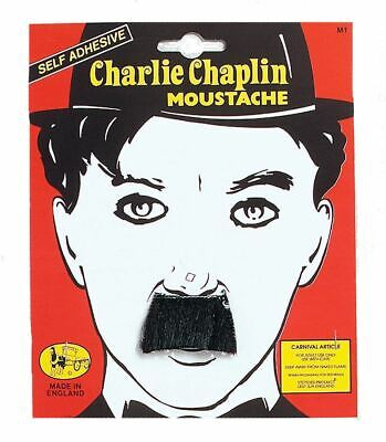 Adolf Hitler Tash Charlie Chaplin Moustach Fancy - Hitler Kostüm