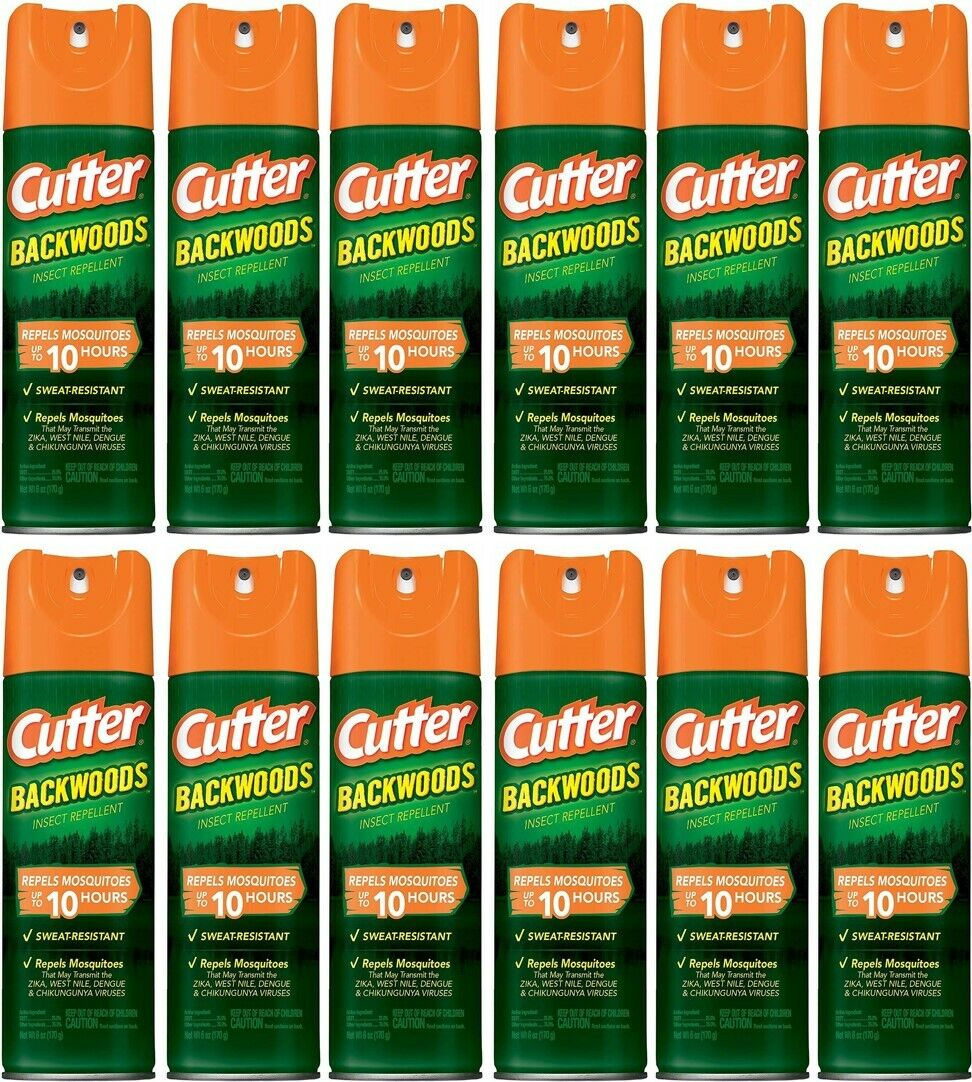 lot of 12 backwoods insect bug fly