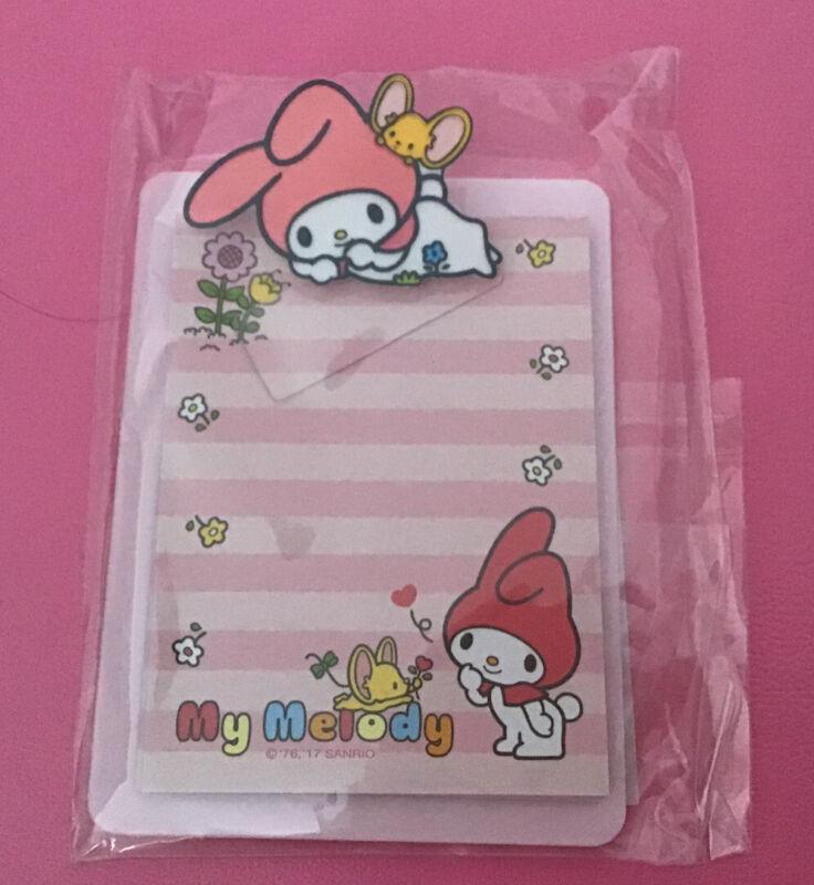 Sanrio My Melody Mini Clipboard