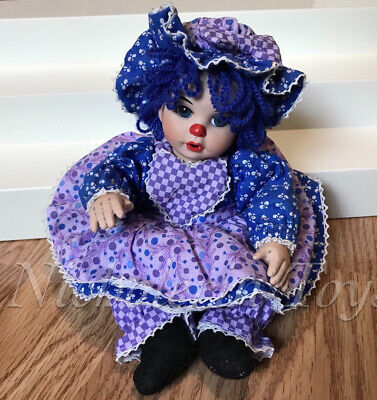 Marie Osmond Tiny Tot Rag A Muffin Doll Blueberry Muffin~ Charisma FREE Shipping
