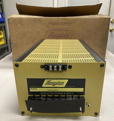 Acopian Va28h1400lm Regulated Power Supply Output 28v 14amp