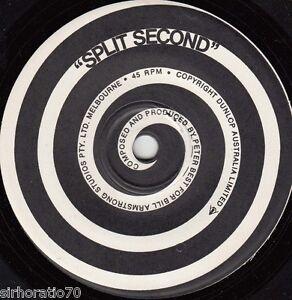 SPLIT-SECOND-Peter-Best-OZ-45-Dunlop-Advertisement-Jingle