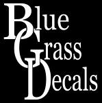 Bluegrass Decals