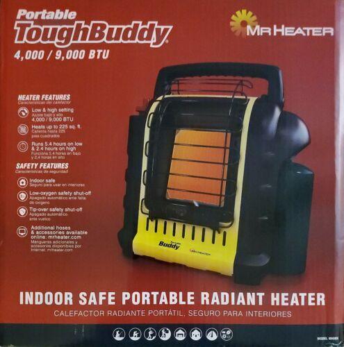 Mr. Heater 9,000-BTU Indoor Outdoor Piezo Portable Radiant P