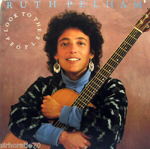 RUTH-PELHAM-Look-To-The-People-LP-1986-Flying-Fish